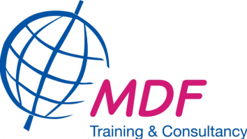 MDF training and consulting logo